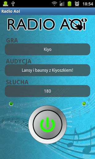 RadioAoi Player