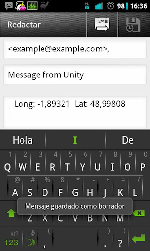 【免費通訊App】Unity (Find me)-APP點子