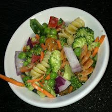 Hope's Colorful Pasta Salad