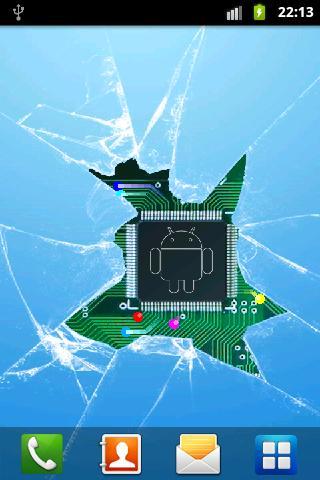 個人化必備免費app推薦|碎玻璃壁紙線上免付費app下載|3C達人阿輝的APP
