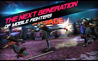 Screenshot of Fightback