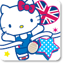 HELLO KITTY Theme46 icon