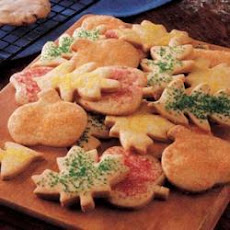 Shortbread Cutouts