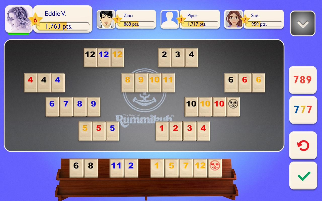 Rummikub Screenshot 11