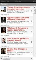 Screenshot of Giornale di Puglia