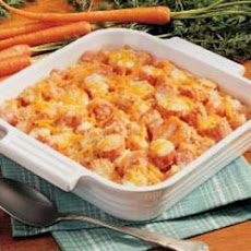 Zesty Carrot Bake