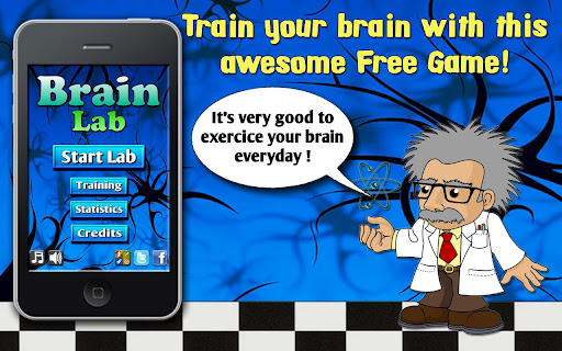 腦實驗室 - IQ測試智力遊戲