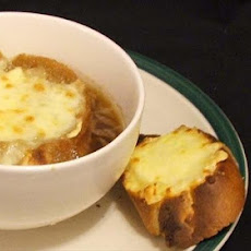 Edith Gump's French Onion Soup