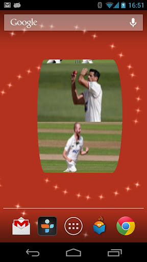 English Cricket Live Wallpaper