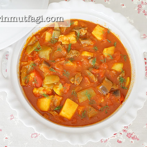 Traditional Turkish Stew