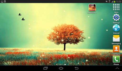 Awesome Land Pro LiveWallpaper - screenshot