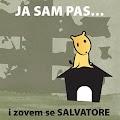 Android aplikacija Ja sam pas, zovem se Salvatore