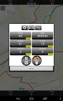 Screenshot of SityTrail Belgium