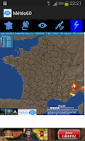 Screenshot of Meteo60