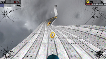 Screenshot of Skyball Infinite