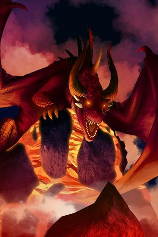 Vulcano Dragon Demo