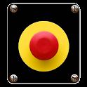 請勿按下按鈕 icon