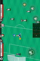 Screenshot of Soccer Superstars®