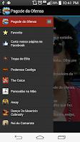 Screenshot of Pagode da Ofensa