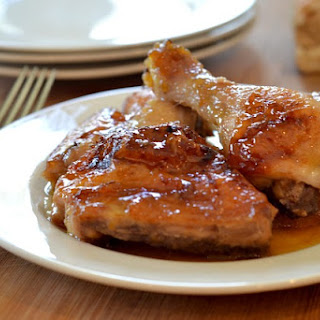 Duck Sauce Chicken