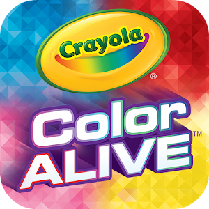 App crayola color alive apk for windows phone download for Crayola color alive coloring pages