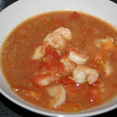 Curried Shrimp & Tomato Soup- Hcg Friendly!