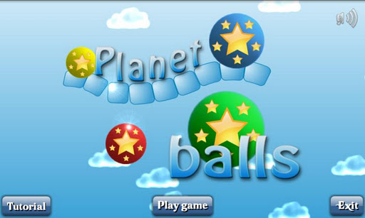 Planet Balls Demo