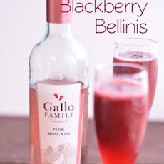 Blackberry Bellinis