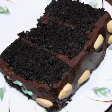 Biscotti Chocolate 3 Layer Cake