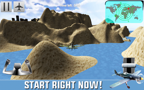 Flight Simulator 3D 2015 - screenshot