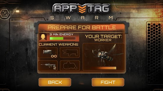 AppTag Swarm - screenshot