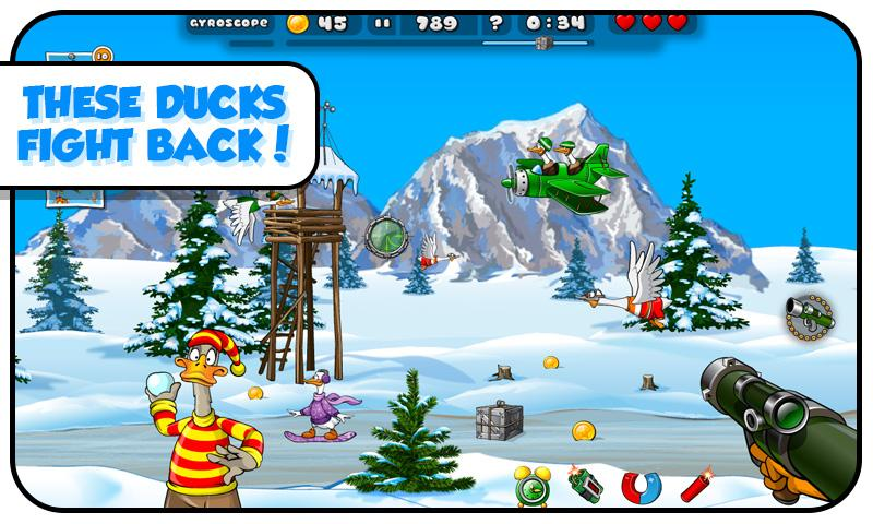 Duck Destroyer Screenshot 1