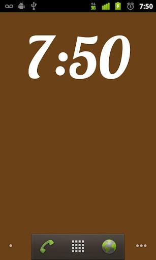 【免費個人化App】免費乾淨的時鐘-APP點子