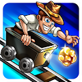 Game Rail Rush apk for kindle fire