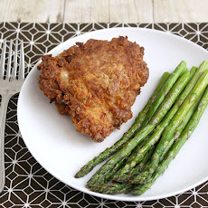 Easier Buttermilk Fried Chicken
