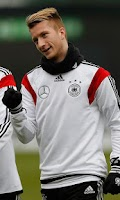 Screenshot of Marco Reus FC Wallpaper