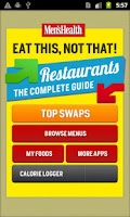 Screenshot of Eat This, Not That! Restaurant