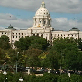 by Dianna Christian - Buildings & Architecture Public & Historical ( mn capital bldg )