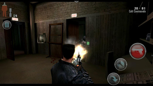 Max Payne Mobile - screenshot