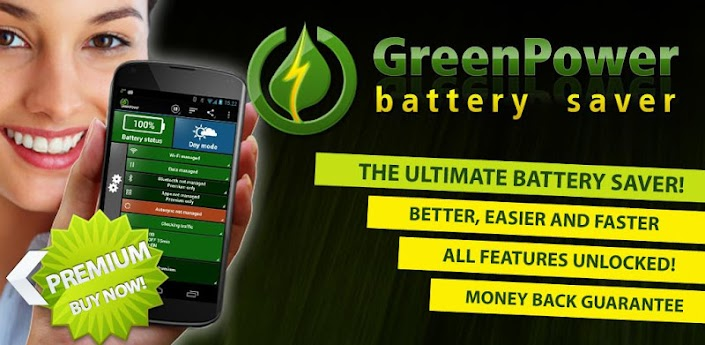 GreenPower Premium v9.8 Cracked