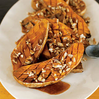 Sweet Potatoes With Pecans And Brown Sugar Recipes