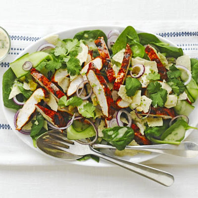 Indian Chicken Salad