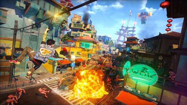 Sunset Overdrive coming at the end of October