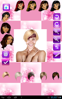 Screenshot of Smart Hairstyle, Hair Styler