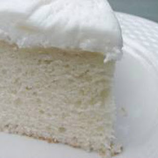 Light Moist White Cake Recipes