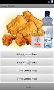 Sam's Chicken - screenshot