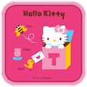 Hello Kitty Box of Love Theme icon