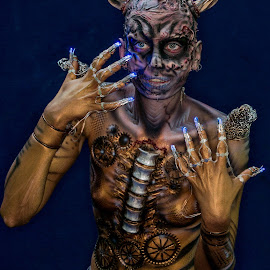 Bodypainting by Tatjana GR0B - People Body Art/Tattoos