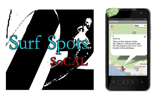 SoCAL Surf Spots Plus