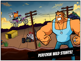 Screenshot of Delivery Outlaw